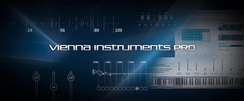 Vienna Instruments Pro Header