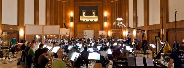 Chamber Strings Recordings