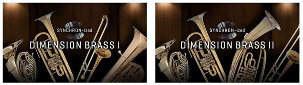 Dimension Brass Bundle