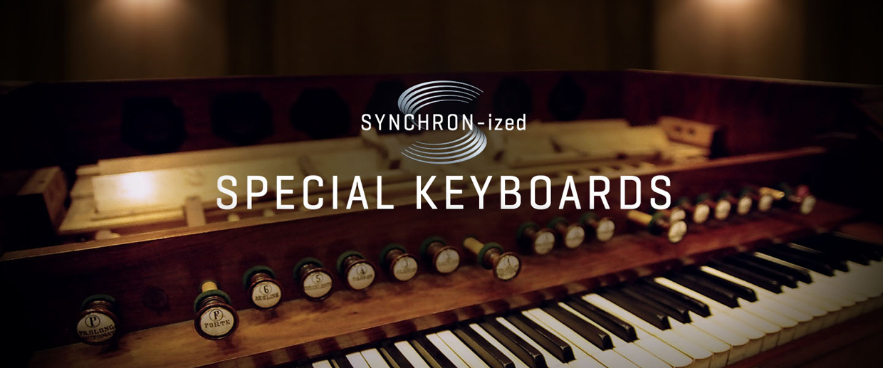 Synchronized Special Keyboards Header