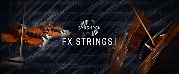 Synchron FX Strings I  header