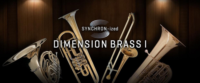 Synchron Brass I Banner