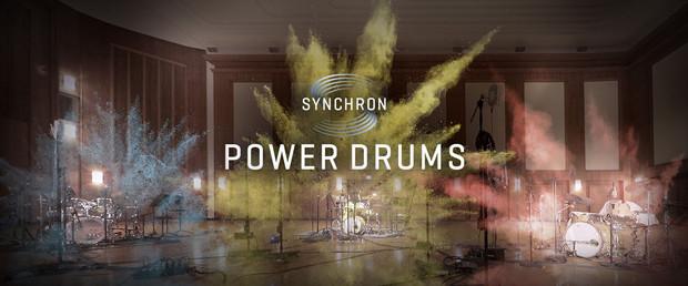 Synchron Power Drums Header