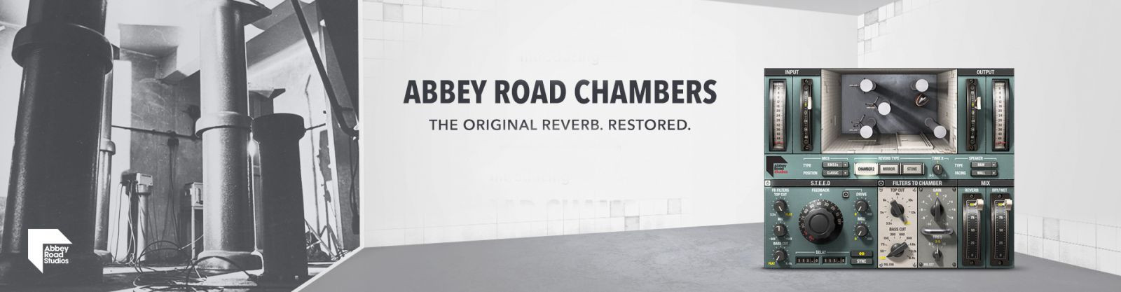 Abbey Road Chambers Header