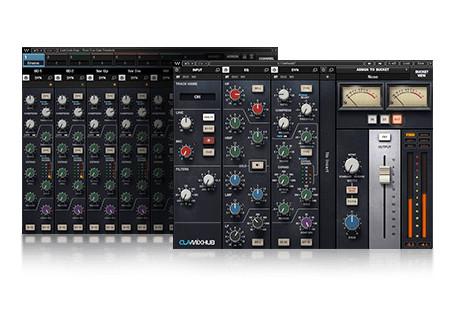 CLA MixHub Screens