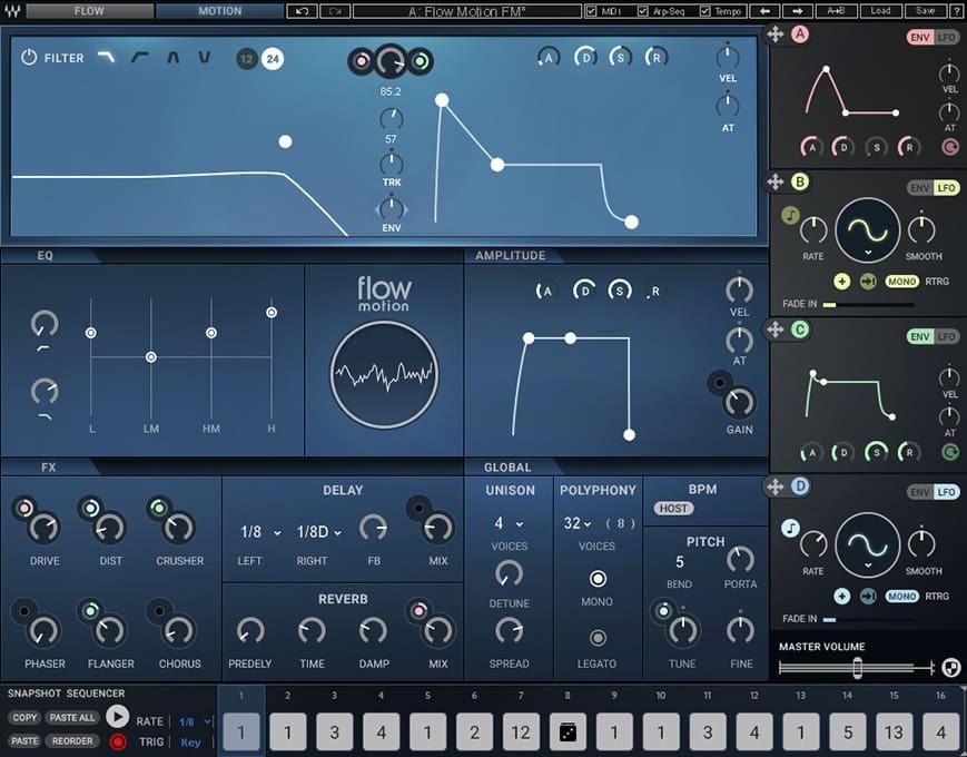 FlowMotion GUI 2