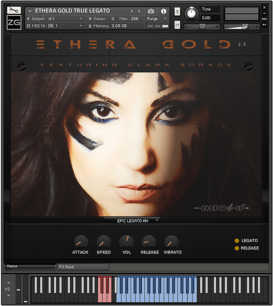 Ethera Gold 2.0 GUI 2