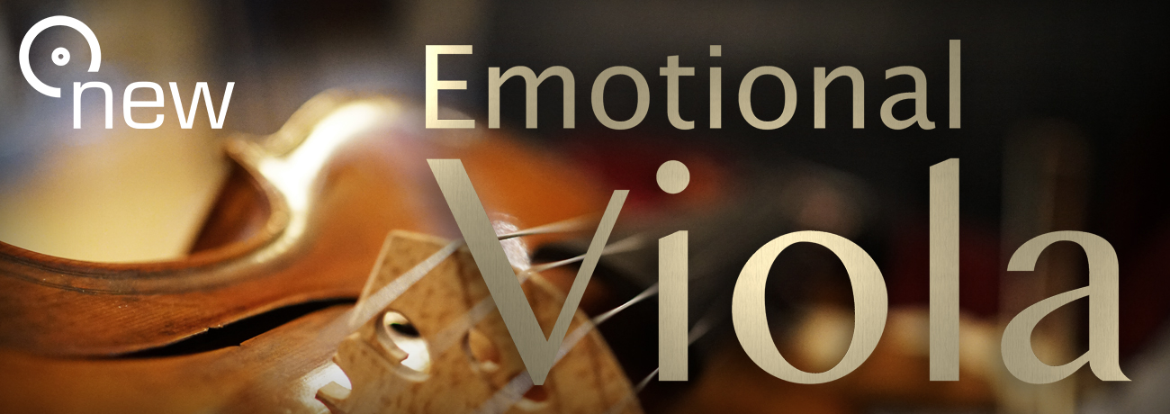 Emotional Viola Out Now