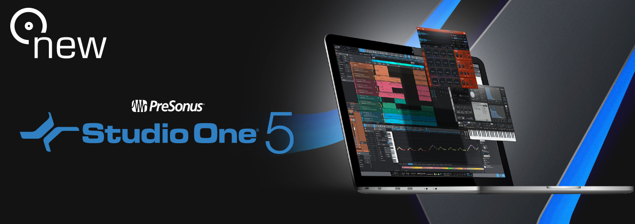 PreSonus released Studio One 5