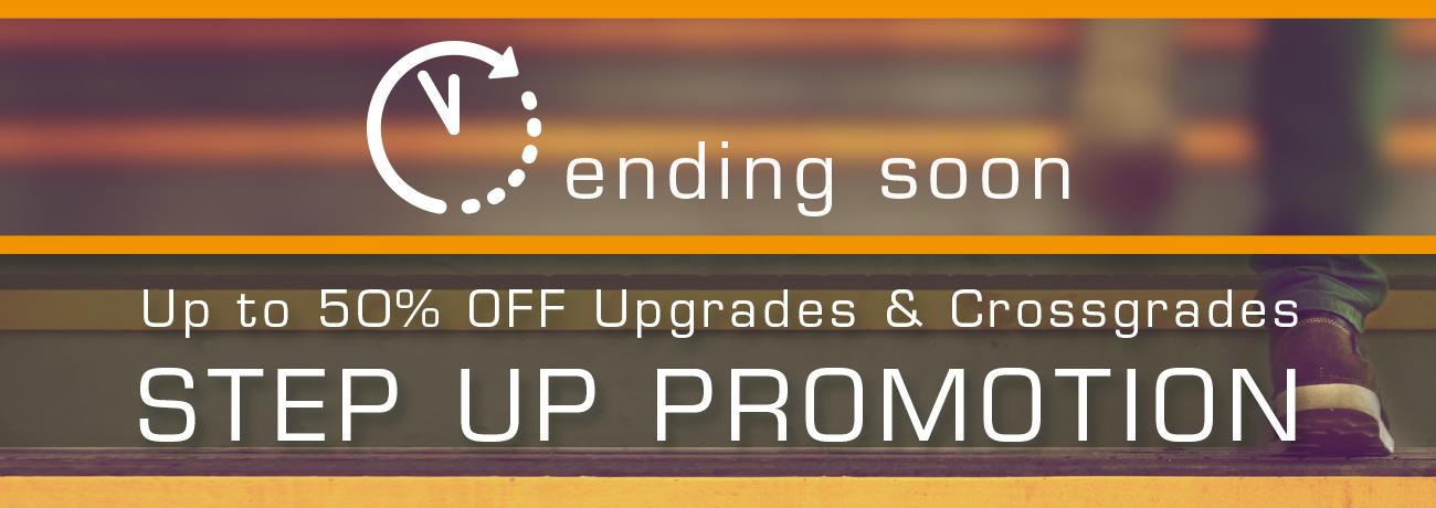 Step Up Promotion