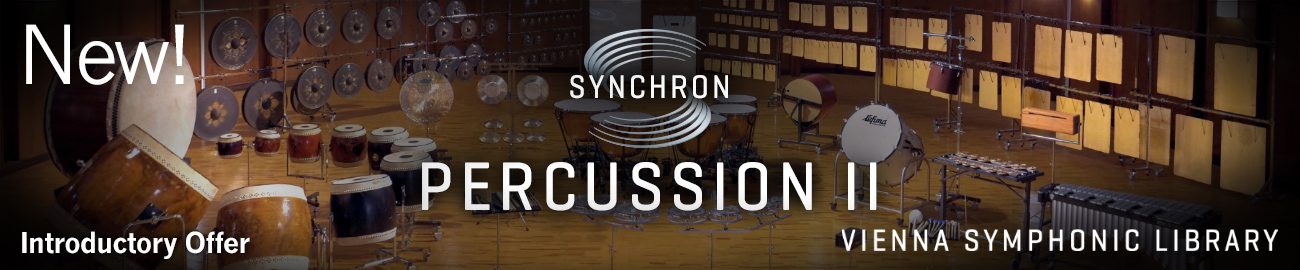 Synchron Percussion II Introductory Offers