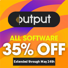 Output Spring Sale: 35% OFF - Extended!