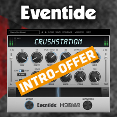 Eventide CrushStation - 60% Introductory Discount