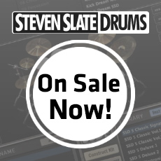 Steven Slate Drums Flash Sale