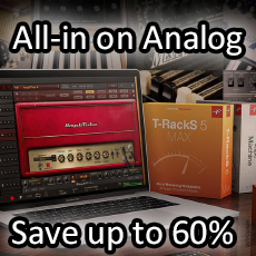 IK Multimedia - All-in on Analog - Up to 60% OFF