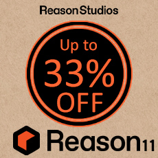 Reason Studios - May Offers