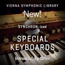 VSL SYNCHRON-ized Special Keyboards Intro Offer