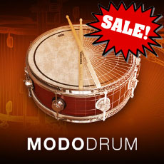 IK Multimedia - MODO DRUM - Up to 50% OFF