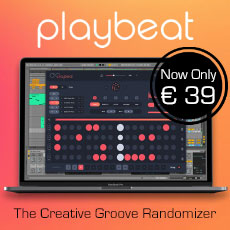 Audiomodern - Playbeat 2.0 Special Offer