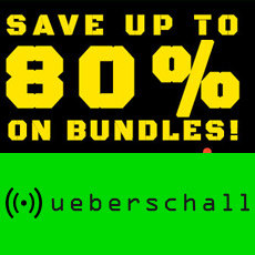 Ueberschall Bundles Deal: Up to 80% OFF