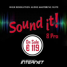 INTERNET - 40% OFF Sound It Pro