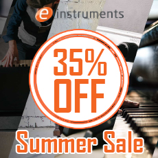 e-instruments - SummerSale: 35% OFF
