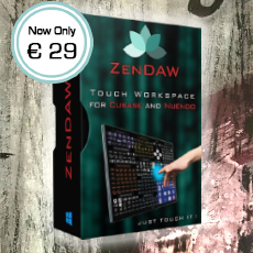 ZenDaw Touchscreen Application On Sale