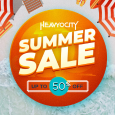 Heavyocity Summer Sale: Up to 50% OFF