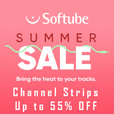 Softube - Channel Strip Sale