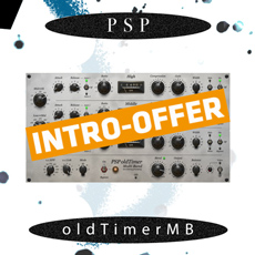 PSP Audioware - oldTimerMB Intro Offer
