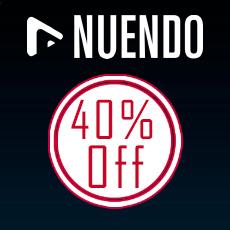 Steinberg Nuendo Anniversary Sale