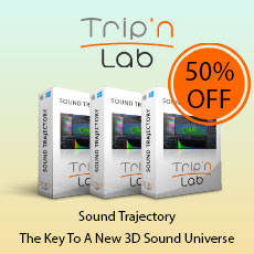Trip n Lab - Sound Trajectory 50% OFF