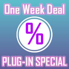 Plugin Special - One Week Deal