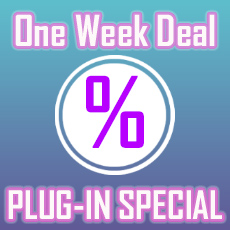 Plugin Special - One Week Deal