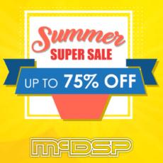 McDSP - Summer Super Sale Extended