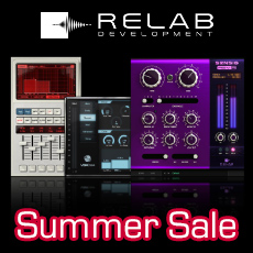 Relab Summer Sale - Up to 37% OFF