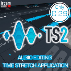 ircam LAB - 50% OFF TS2