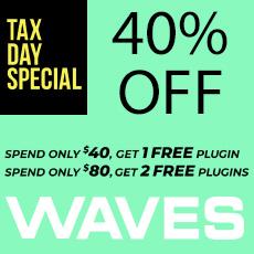WAVES Half Annual Sale