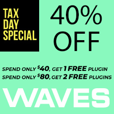 WAVES Half Annual Sale