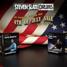 Steven Slate Drums Expansion Packs Sale