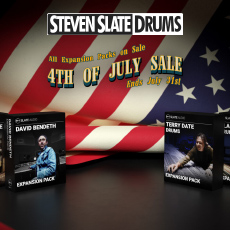 Steven Slate Drums Expansion Packs Sale
