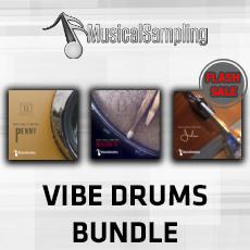 Musical Sampling - Vibe Drums Bundle Flash Sale
