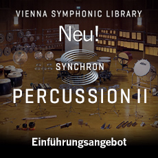 VSL: Synchron Percussion II Introductory Offers
