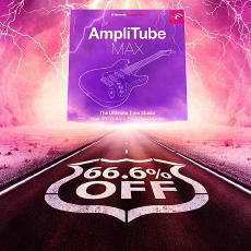 IK Ampocalypse MAX - 66.6 % OFF Amplitube
