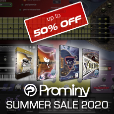 Prominy Summer Sale - Up to 50% OFF