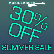 MusicLab Summer Sale: 30% OFF