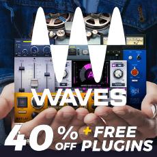 Waves - Studio Power Sale