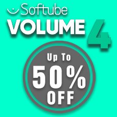 Softube Volume 4 Sale - Up to 50% OFF