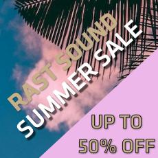 Rast Sound Summer Sale - Up To 50% Off