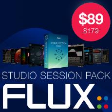 Flux: Studio Session Pack Sale